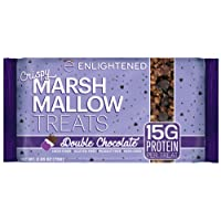 Enlightened Gluten-Free Marshmallow Treat, Double Chocolate, 10 Count