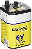 Rayovac Heavy Duty Lantern Battery, 6 Volt Screw Terminals, 945R4