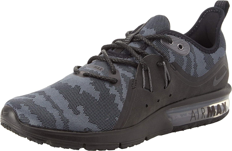 Nike Air Max Sequent 3 PRM CMO, Chaussures de Gymnastique Homme