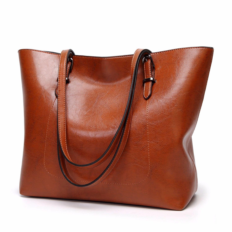 ToLFE Womens Purses and Handbags Ladies Designer Shoulder Bags Satchel Tote Bag by ToLFE