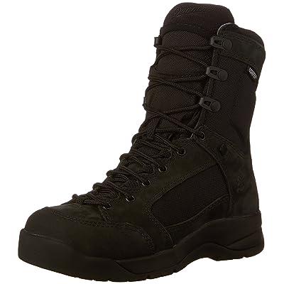 "Danner Men's DFA 8"" Black GTX15404 Uniform Boot | Hiking Boots"