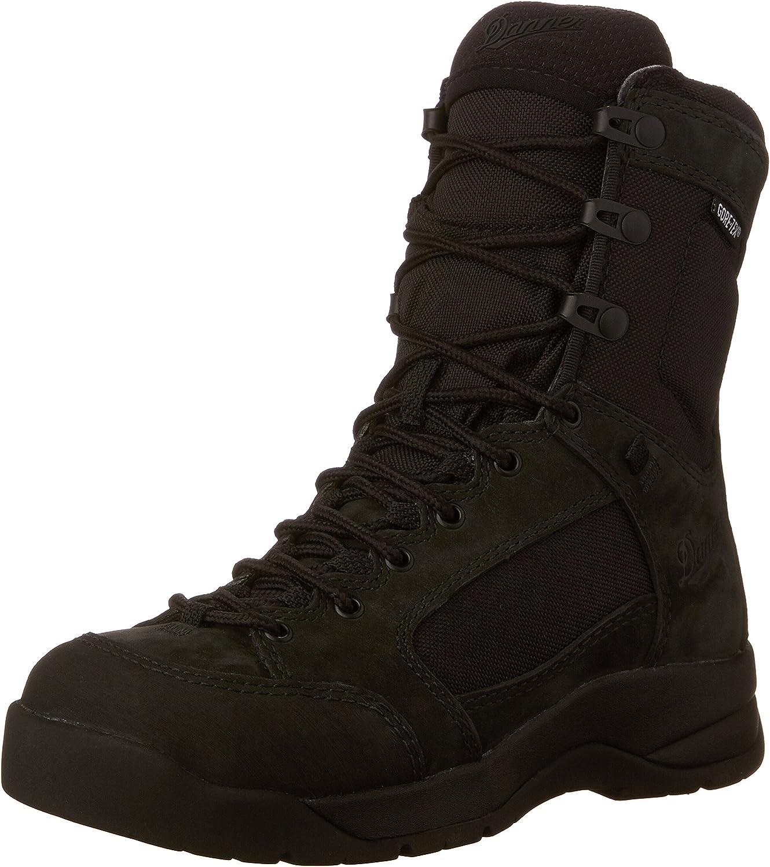 Danner Men's DFA 8 Black GTX15404 Uniform Boot