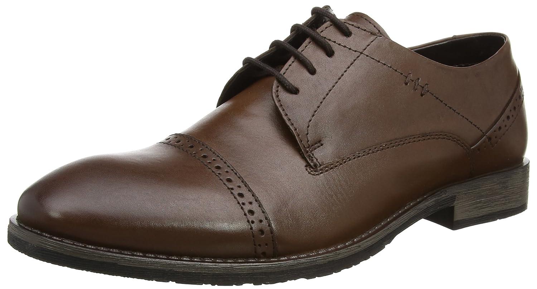 TALLA 43 EU. Hush Puppies Craig Luganda, Zapatos de Cordones Derby para Hombre