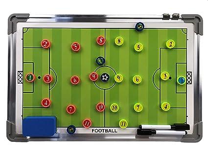 Amazon.com: Coaches Vision Soccer Coaching Marker Board ...