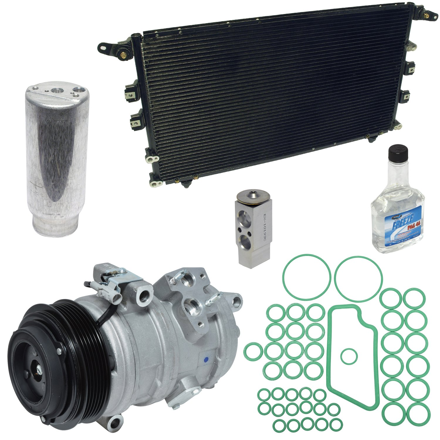 Universal Air Conditioner KT 2039A A//A//C Compressor//Component Kit