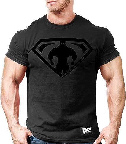 No Days Off Mens Funny Gym Sweatshirt Training Top Bodybuilding Weightlifting