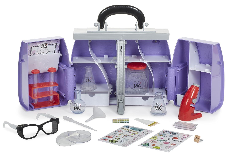 Proyecto MC2 546993e4 C Ultimate Laboratorio Kit de Ciencia: Amazon.es: Juguetes y juegos