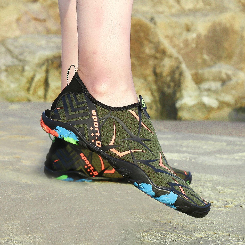 SAGUARO Skin Barefoot Quick-Dry Water Shoes Sports Beach Driving Yoga Aqua Swim Unisex Men Women