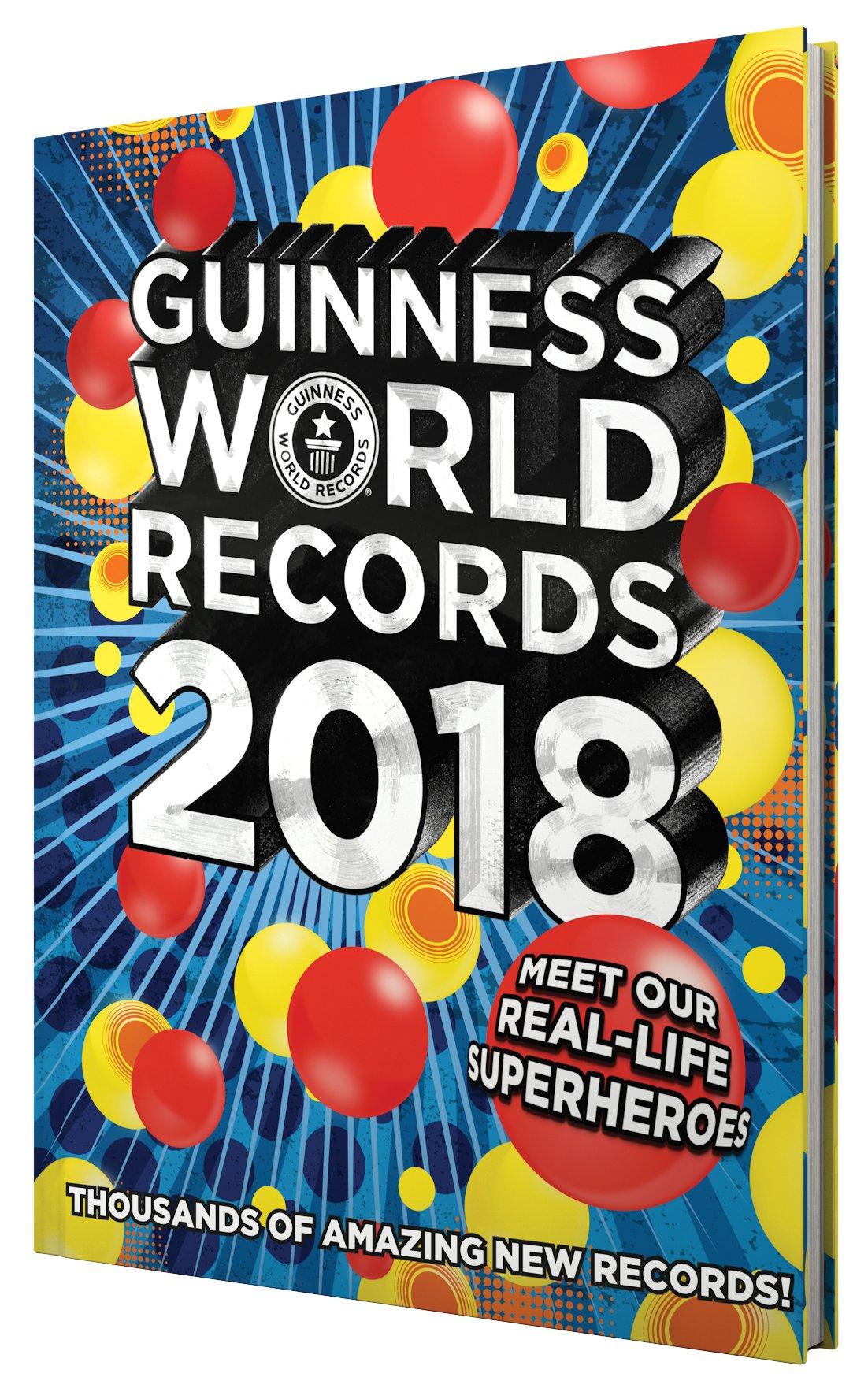Guinness world records 2018 guinness world records 9781910561713 guinness world records 2018 guinness world records 9781910561713 amazon books ccuart Gallery