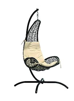 Hamac fauteuil suspendu avec support fauteuil suspendu for Hamac gifi