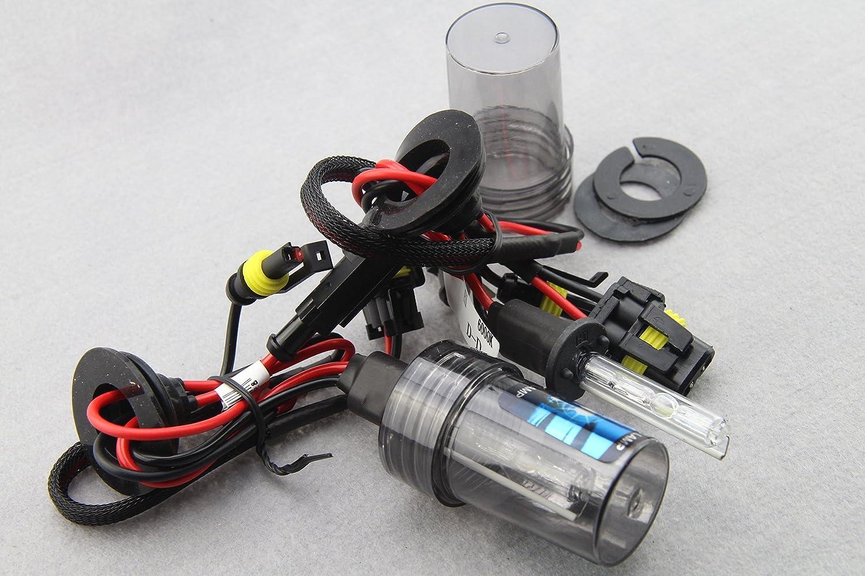 2 Lampadine Fari Auto Abbaglianti e Anabbaglianti Startway Lampadina H4 LED 10400LM 6000K Bianco Faro per 12V-24V Kit Sostituzione per Alogena Lampade e Xenon Luci