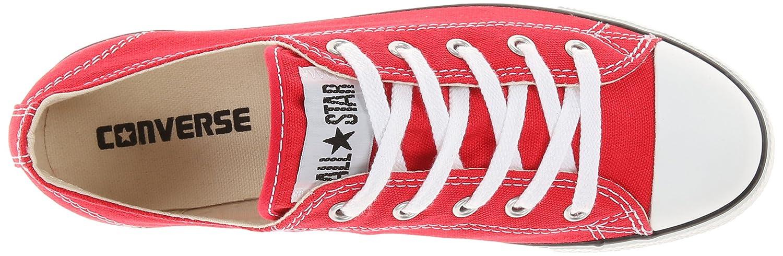 Converse Ox Women's Chuck Taylor All Star Dainty Ox Converse B01HQP4C0U 7.5 B(M)|Varsity Red 5741de