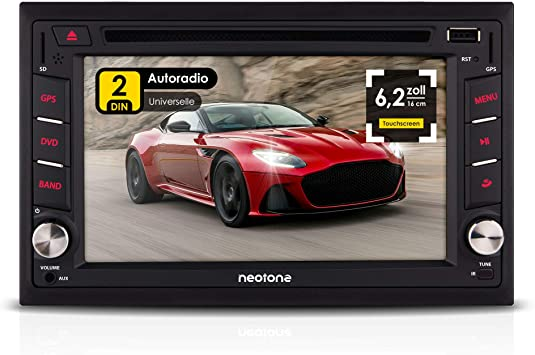 Dvd Car Radio Din 2 Gps Navigation The Latest Maps Touchscreen Bluetooth Usb Up To 32gb Microsd Creatone V 336dg Navigation Car Hifi