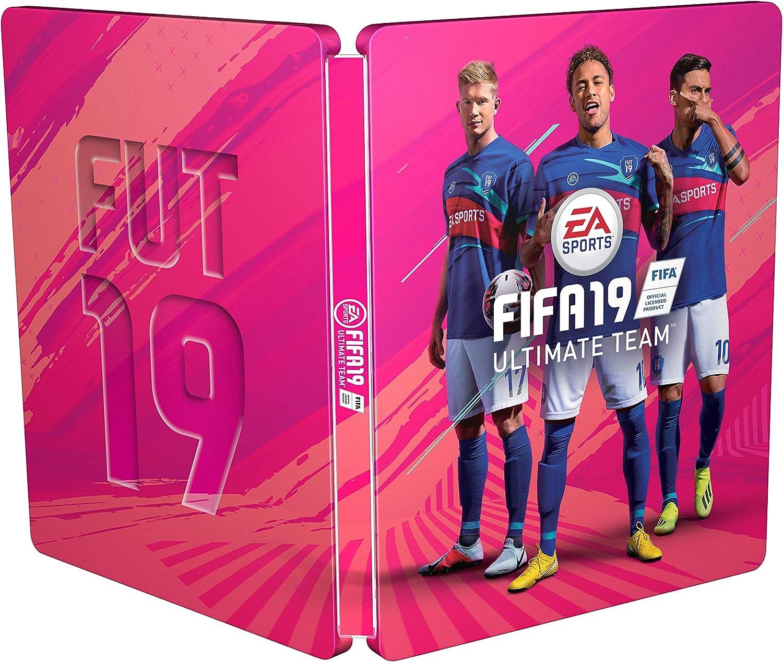 FIFA 19 - Steelbook Standard Edition (import allemand) - (Ne ...