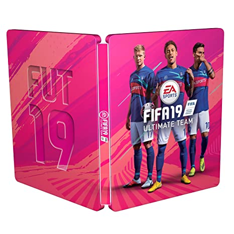 5cfb67d3c FIFA 19 - Steelbook for Standard Edition (exclusive to Amazon.co.uk)  No  Game Included   Amazon.co.uk  PC   Video Games