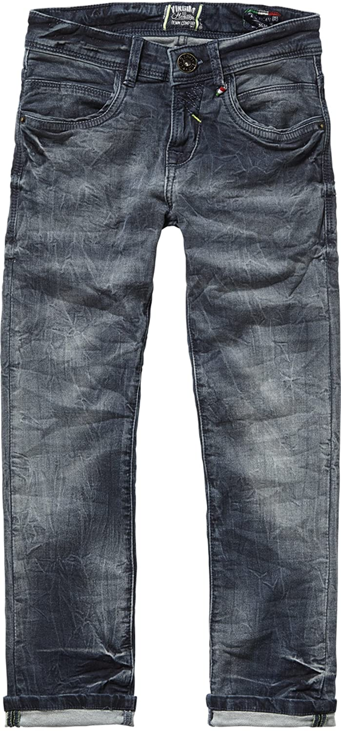Vingino Jeans Duncan Boys Joggdenim, Fb. Dark Blue washed