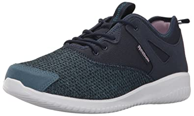 Reebok Women s STYLESCAPE 2.0 City Fashion Sneaker Brave Blue Collegiate  Navy Shell Purple  291f62691