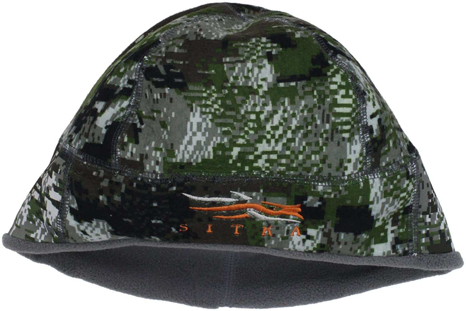 f74655e084a94 Amazon.com   SITKA Men s Stratus Beanie (Optifade Forest)   Camouflage  Hunting Apparel   Sports   Outdoors