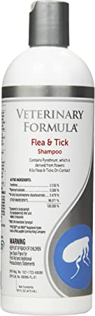 Veterinary Formula Clinical Care Flea and Tick Shampoo