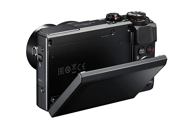 Canon PowerShot G7 X Mark II Cámara compacta 20.1MP 1