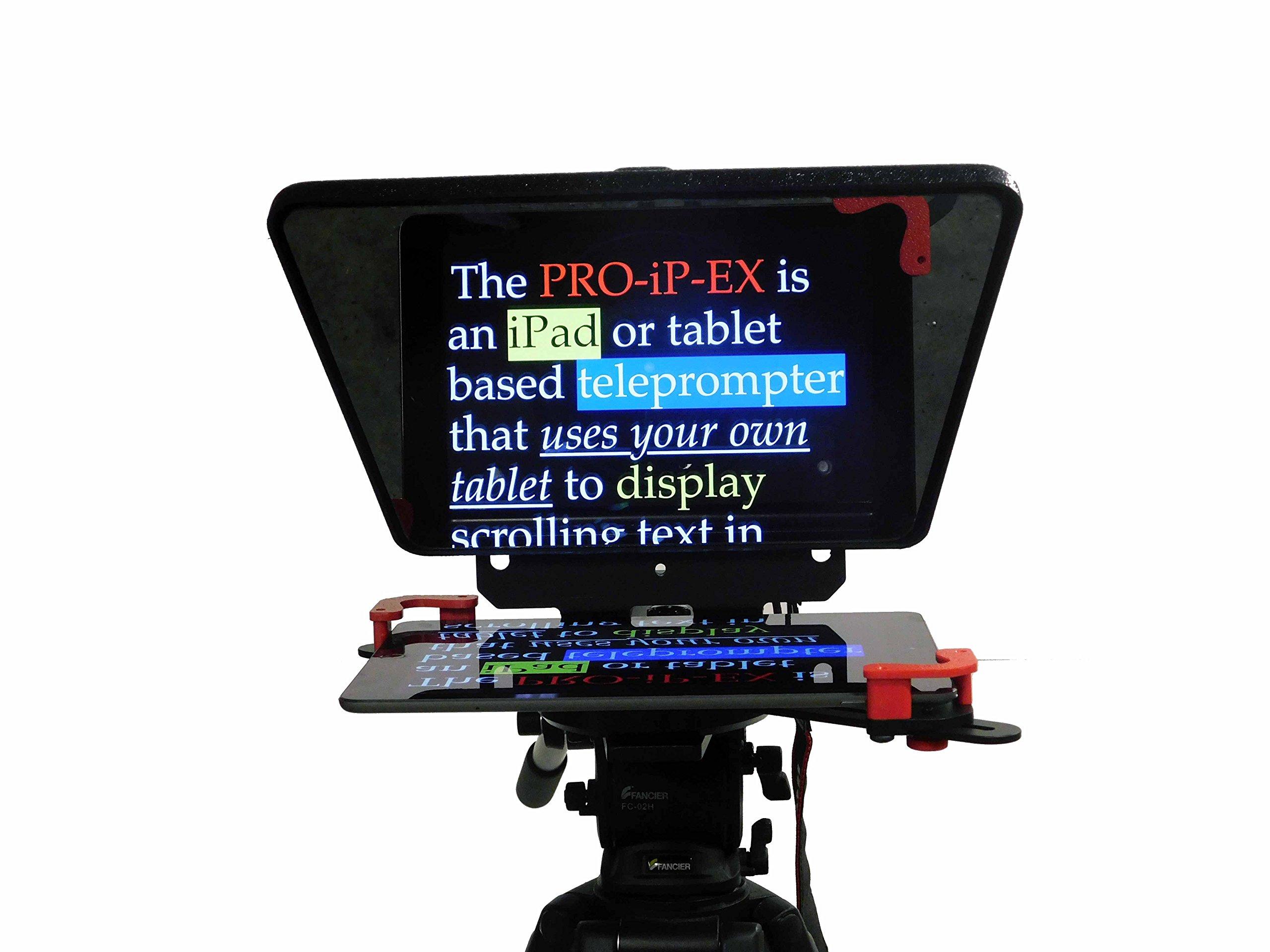 Telmax PROIPEX iPad / Android / Smartphone Universal Teleprompter by Telmax Teleprompters (Image #5)