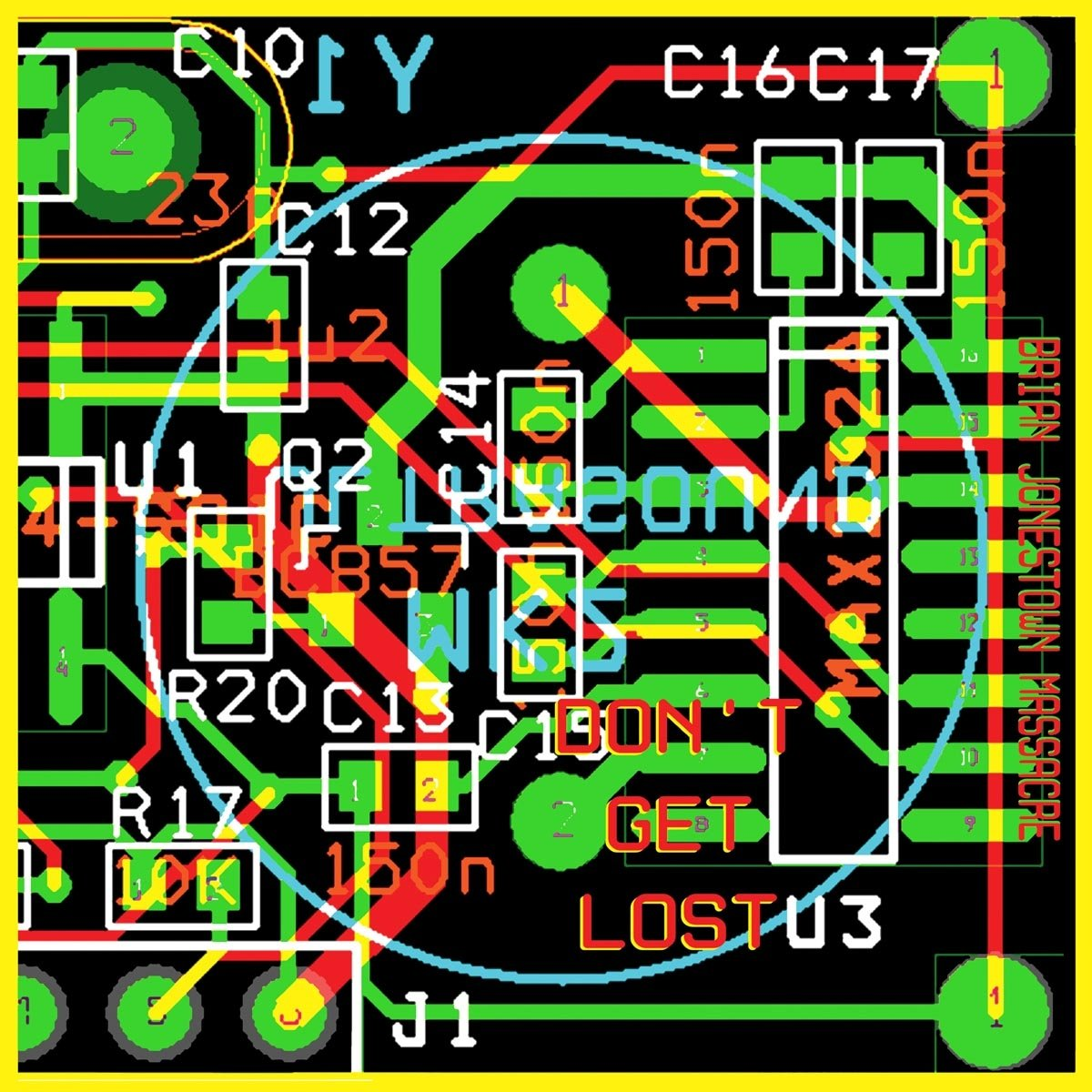 Vinilo : The Brian Jonestown Massacre - Don't Get Lost (2 Disc)