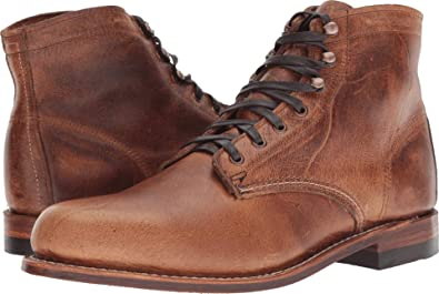 3bd5a4b86cd WOLVERINE 1000 MILE - Boots 1000 MILE - brown