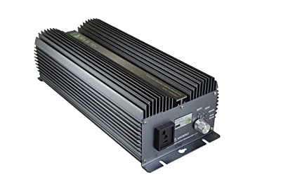 SolisTek Matrix LCD SE/DE 1000W Dimmable Digital Ballast STK1001LCD