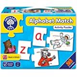 Orchard Toys Alphabet Match Jigsaw Game