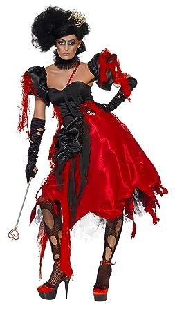 Smiffys - Disfraz de reina para mujer, talla S (23020S): Amazon ...