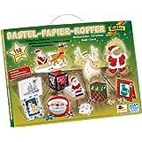 Folia 922 - Bastelkoffer Weihnachten, 110 teilig, bunt