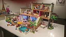Playmobil 5574 maison moderne jeux et jouets for Maison moderne 5574