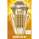 Unicorn Unisex W/C Gary Anderson Limited Edition, Gold, 23 g