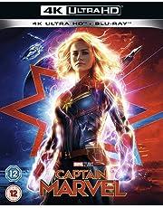 Captain Marvel Blu-ray 4K UHD