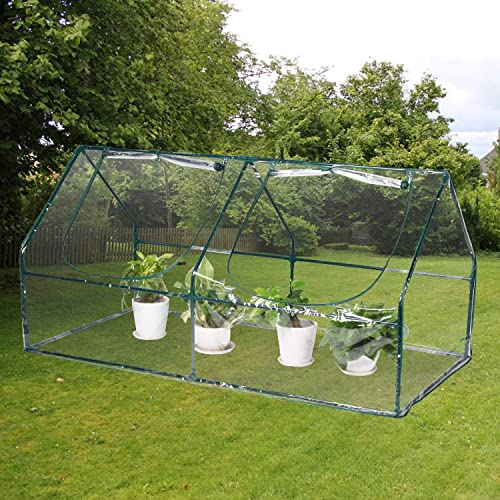 SIM SUPPLY Large Greenhouse Cover – 1 Each