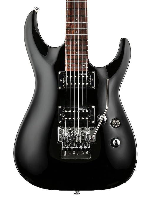 ESP Guitar Company MH-50 BLK - Guitarra Negro: Amazon.es: Electrónica