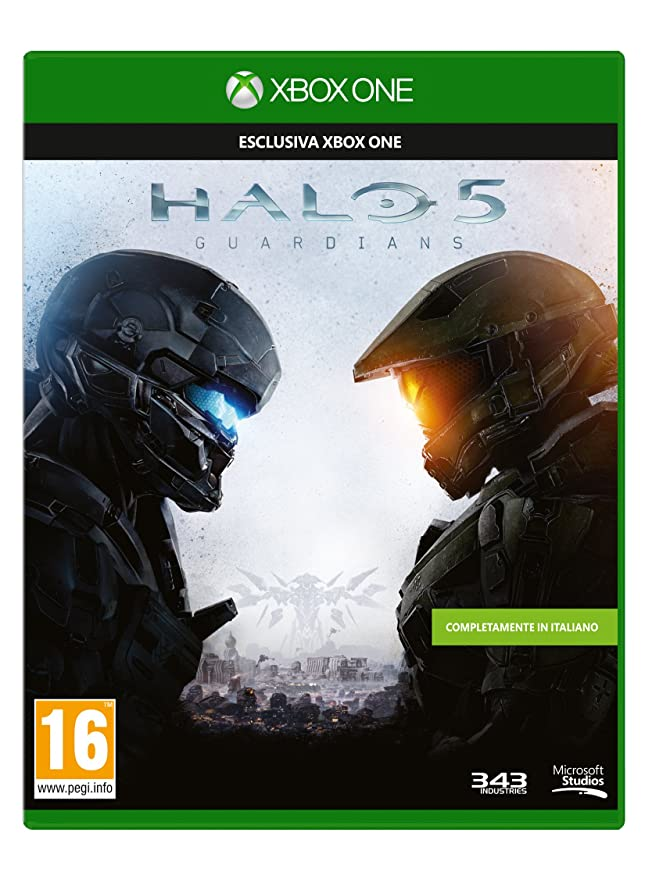 150 opinioni per Halo 5 Guardians- Xbox One