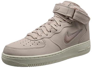 abcfd327a4 Amazon.com | Nike AIR Force 1 MID Retro PRM 'Jewel' - 941913-600 | Shoes