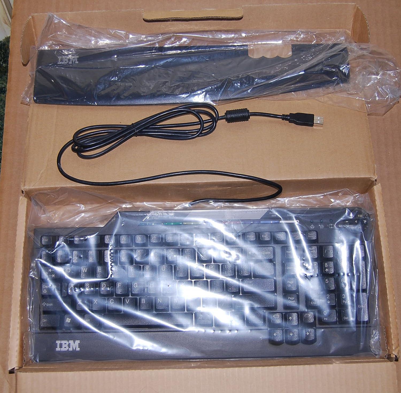 IBM 19K1910 Keyboard Rapid Access III E USB BLK USW English