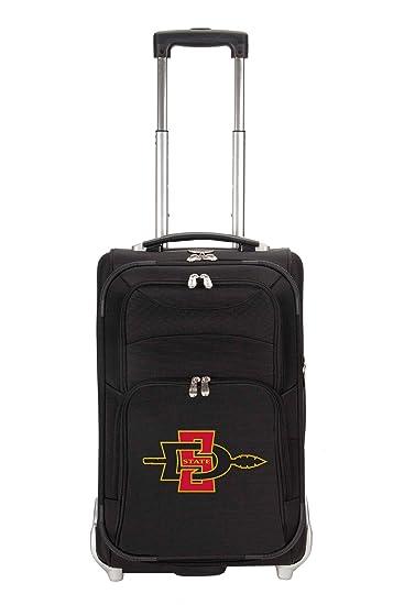 Amazon.com: NCAA San Diego State Aztecs Denco 21-Inch Carry On ...