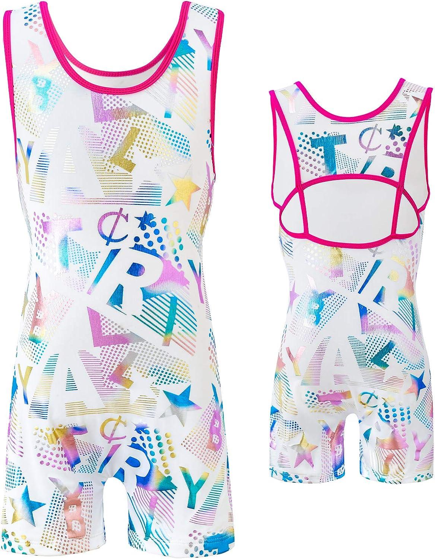 Stanpetix Gymnastics Leotards for Girls Dance Ballet Unitard Gymnastic Athletic Outfits Teens Kids: Clothing