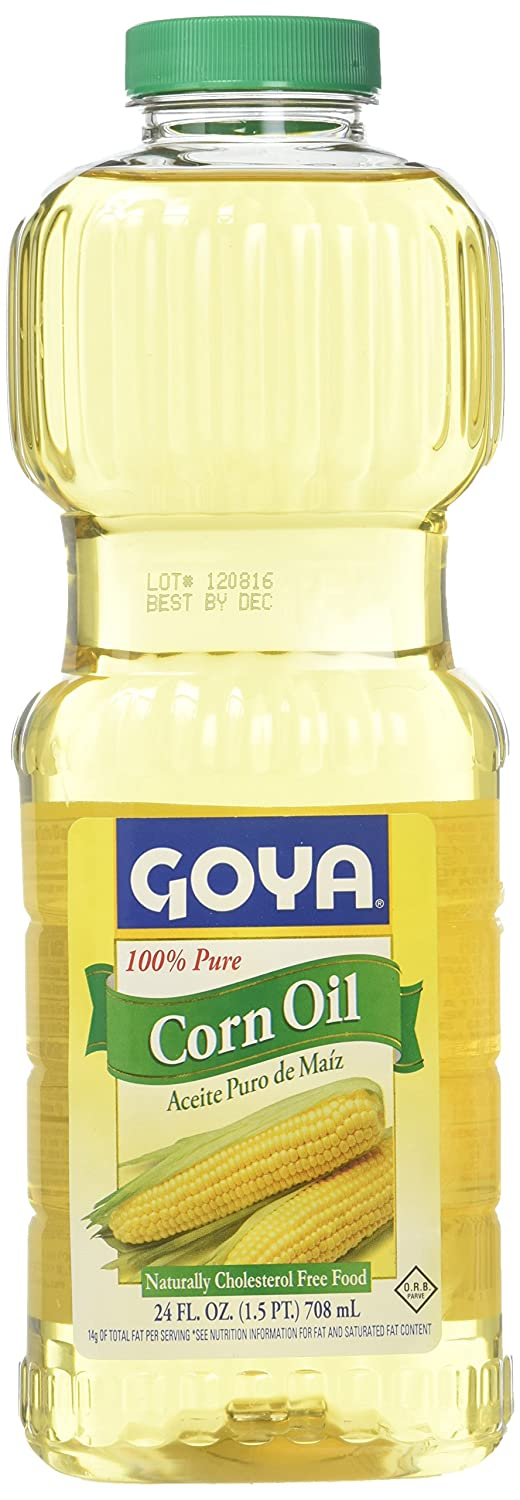 Amazon.com : Goya Vegetable Oil, 24 Ounce : Gourmet Oils : Grocery & Gourmet Food