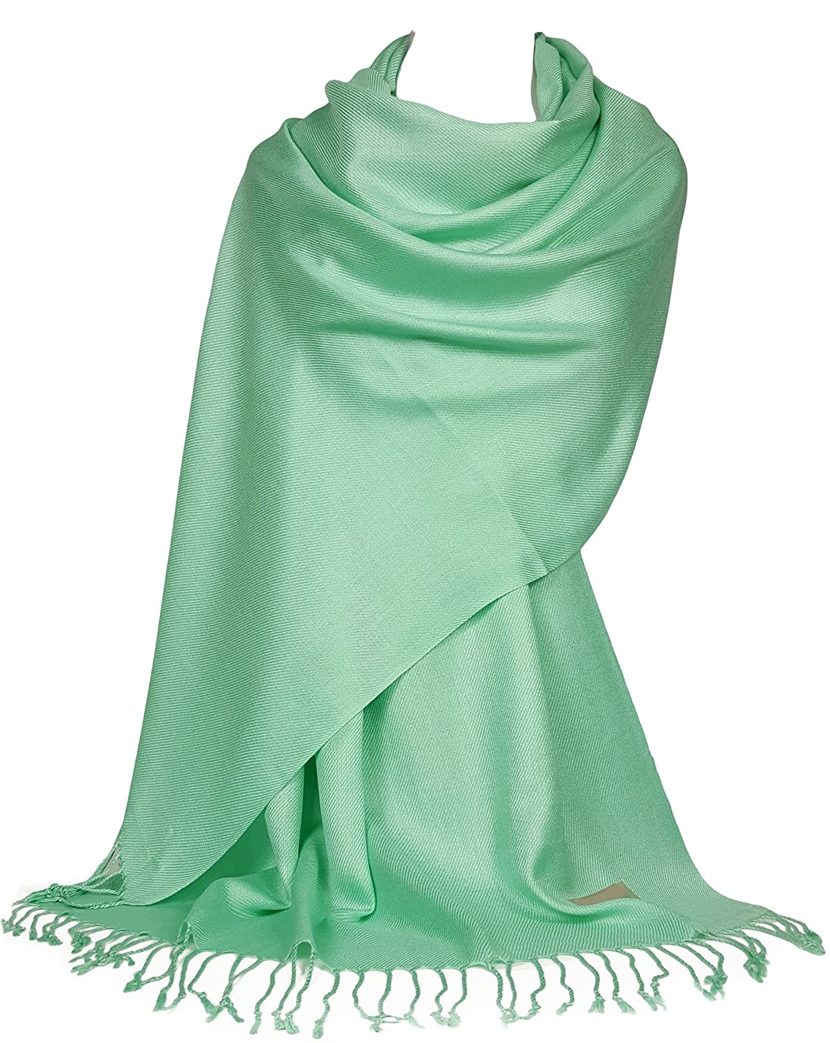 GFM® Pashmina Style Wrap Scarf - All Seasons - Twill Weave Soft