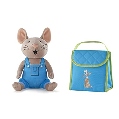 "If You Give a Mouse a Cookie Lunch Bag and 11"" Plush: Toys & Games"