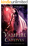 Vampire Captives (From Blood to Ashes Book 1)