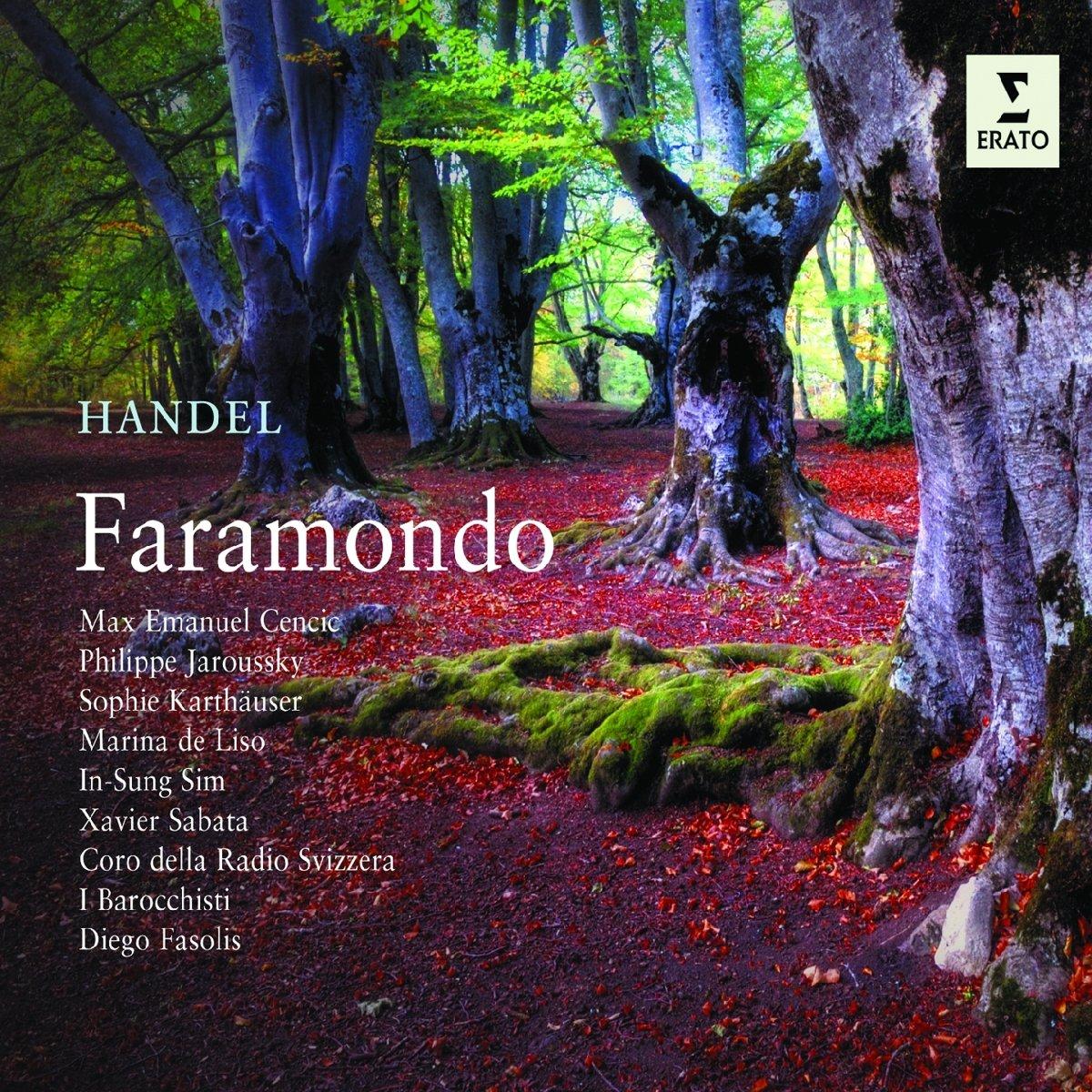 CD : Max Emanuel Cencic - Faramondo (3PC)