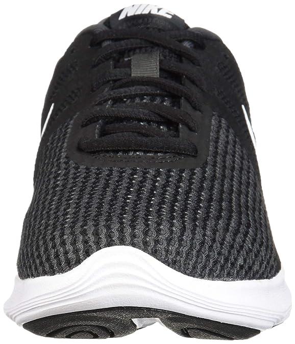 Nike Men's Revolution 4 (4E) Grey/White