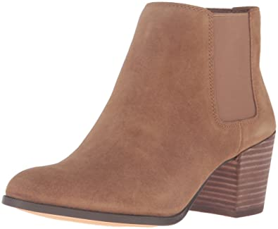 Women's Geordanna Suede Chelsea Boot