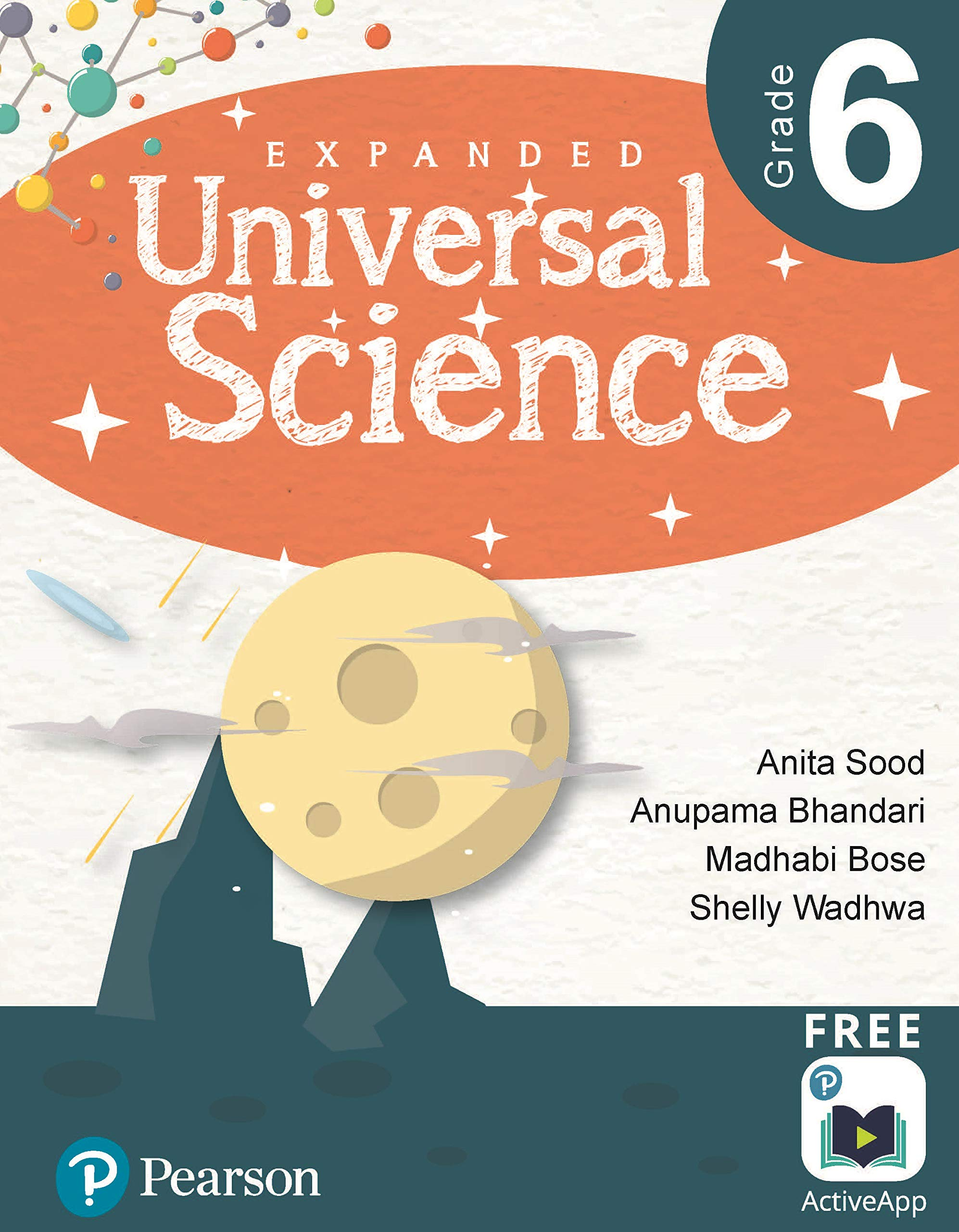 Expanded Universal Science Book for Class 6 By Pearson