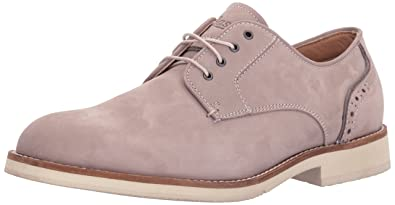 G.H. Bass & Co. Men's Niles Oxford, Light Grey, 7 Medium US